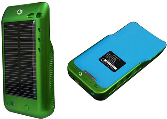 Iphone Solar Charge