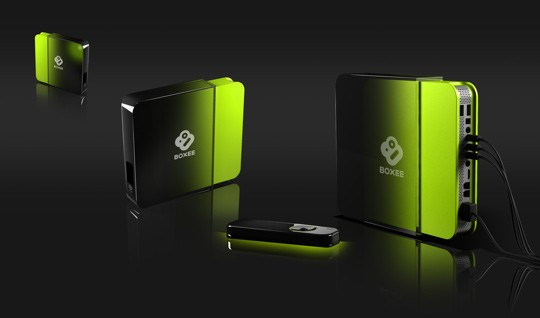 EngadgeHD Boxee Box