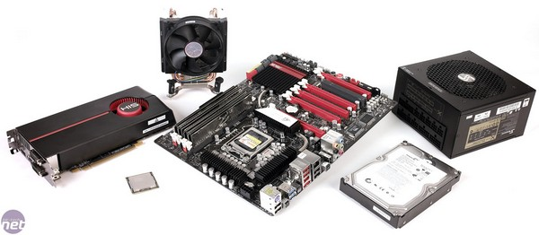 Desktop PC components get rated for power efficiency, Intel rules the roost