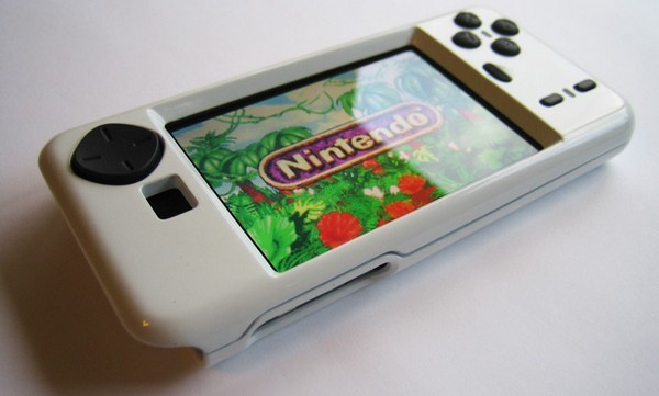 iPhone Gamepad Prototype is What we Always Wished For