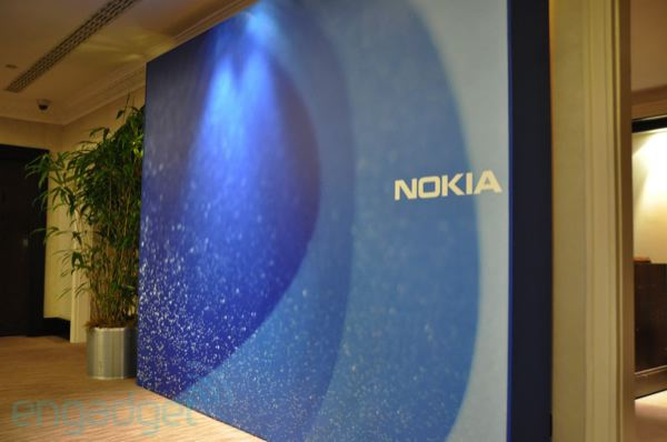 Nokia-Microsoft Conference (courtesy of Engadget.com)