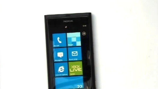 Nokia con Windows Phone