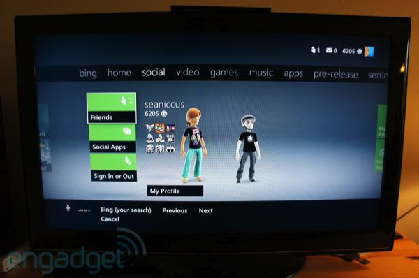 Xbox 360 Dashboard Update Review Fall 2011