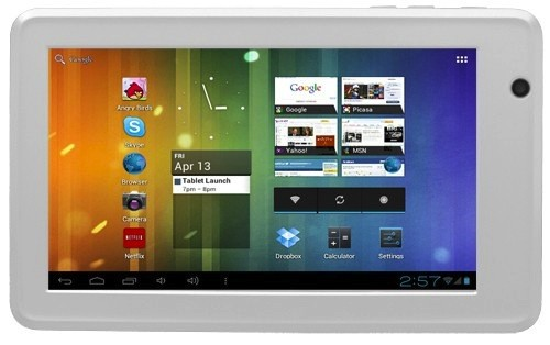 Xtex's My Tablet gets you 7-inches of tasty ICS for just 150 bones