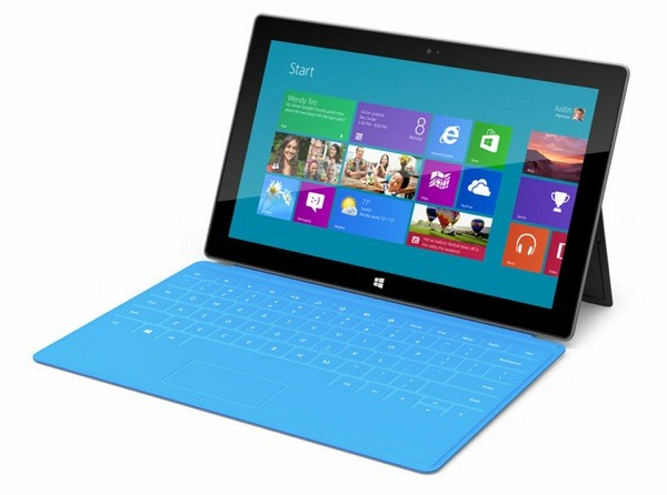 Microsoft reveals its own Windows 8 tablet meet the new Surface for Windows RT