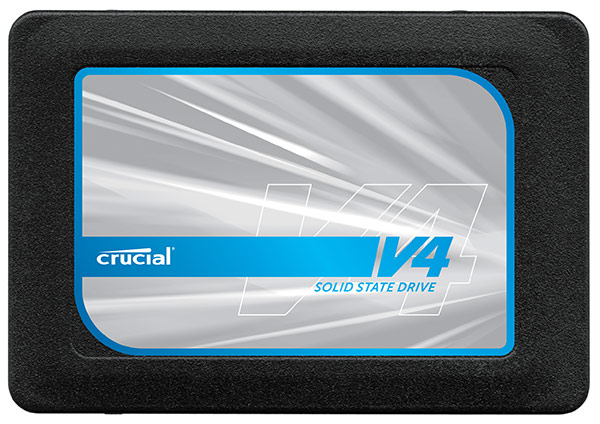 Crucial outs v4 SSD for solidstate storage on a budget