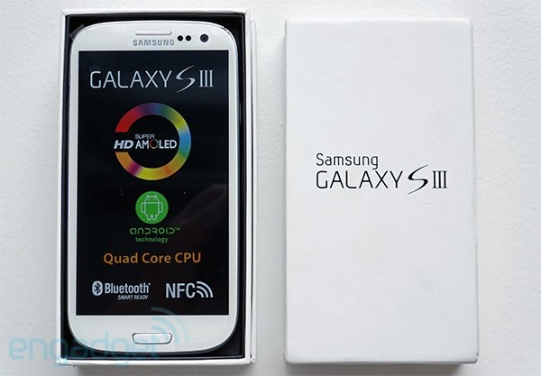 Engadget Giveaway win a Samsung Galaxy S III, courtesy of DailySteals!