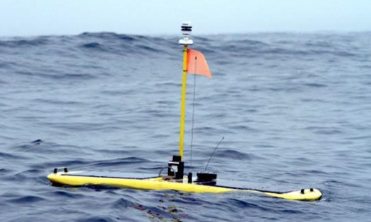Autonomous Wave Glider bot launched to track sharks, beam real-time data to your iPhone and iPad