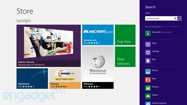 Windows 8 RTM what's new in the final build of Windows 8