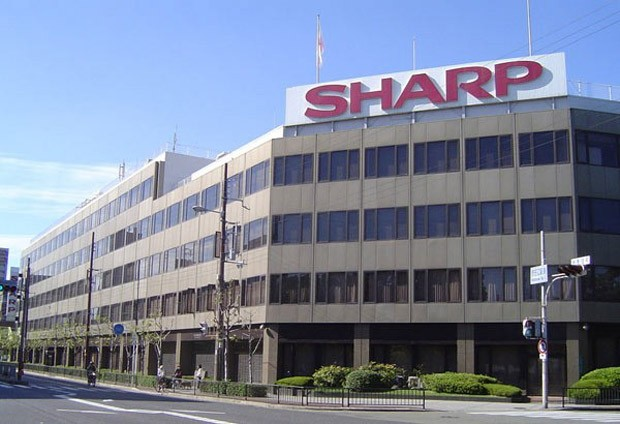 Sharp reportedly firing 5,000 employees, narrowing focus on smartphone displays