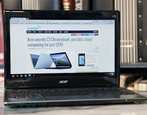 Acer more Android and Chromebook products, fewer Windows devices