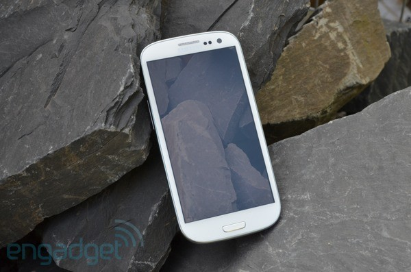How would you change the Samsung Galaxy S III