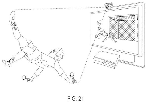 Sony patent application reimagines PlayStation Move with