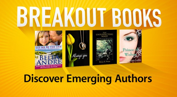 "Apple's iBookstore promotes new ""Breakout Books"" section by self-published authors - peoplewhowrite"
