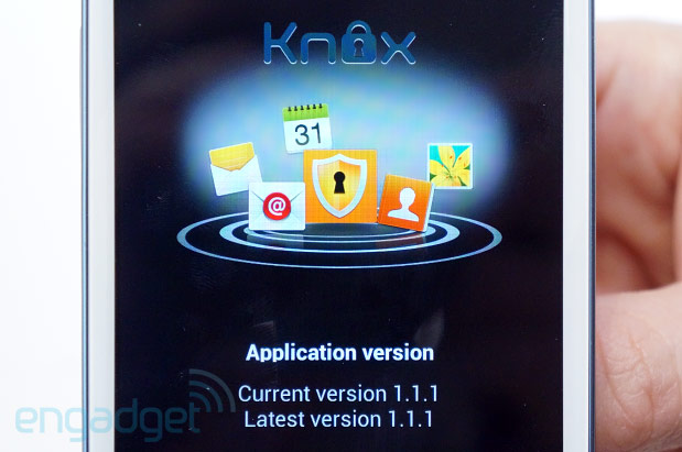 Samsung Knox gets official DoD approval for government use