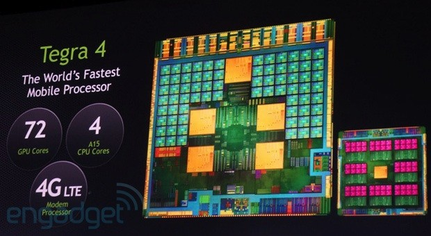ZTE to ship some of the first Tegra 4 phones by mid2013