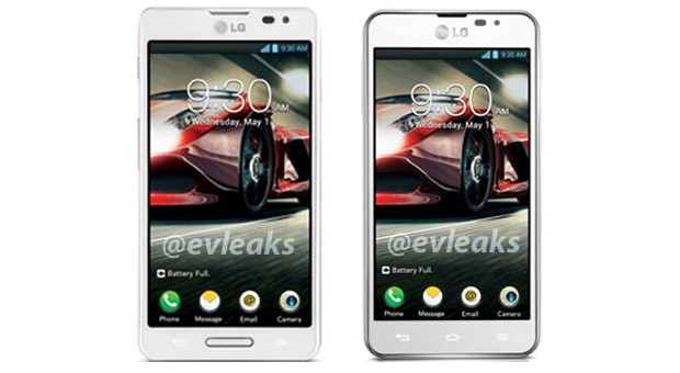 LG Optimus F7 and Optimus F5 get a preMWC outing in leaked images