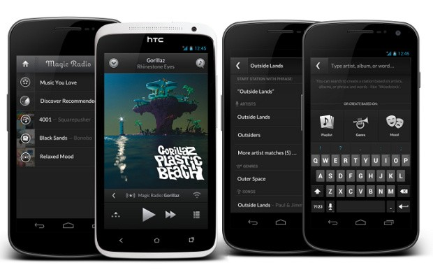 DoubleTwist takes on Pandora with Magic Radio subscription service