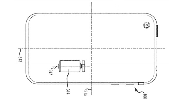 Apple patent application hints at iPhone that changes orientation midfall