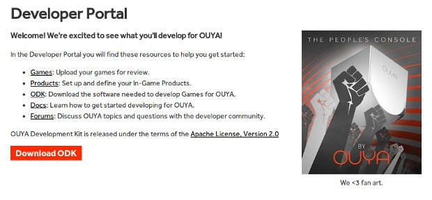 Ouya store ready for launch, will highlight devs with short documentaries