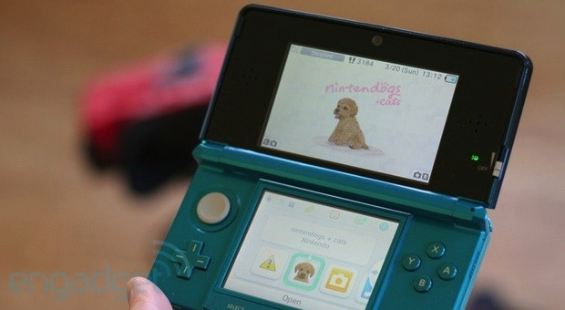 Nintendo 3DS update lets gamers move saves from retail games to downloads