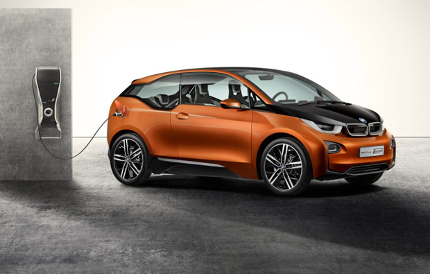 BMW readying vehicle loaner program to help i3 buyers avoid range anxiety
