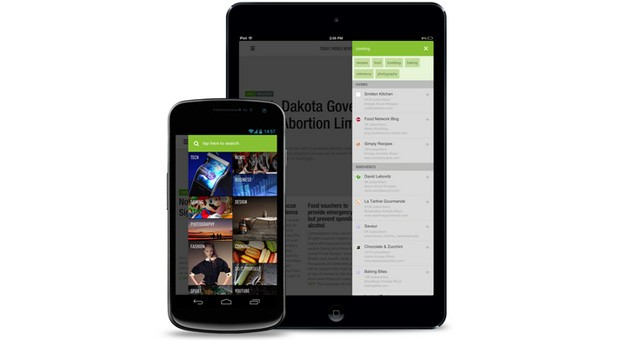 Feedly Mobile revamp caters to Reader escapees with new search, mustreads