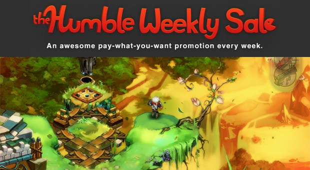 Humble Bundle game sales now coming weekly, starting with Bastion