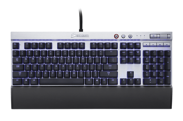 DNP Corsair unveils $130 Vengeance K70 gaming keyboard with keybykey backlighting