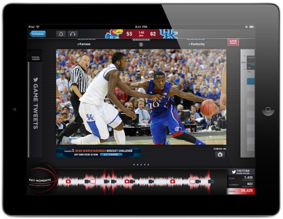 March Madness Live apps are free this year, stream all the games if you have cable