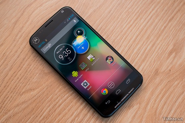 Unannounced Motorola Android phone surfaces, isn't the fabled 'X phone' video