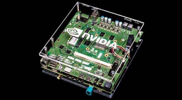 NVIDIA details how its Jetson development kit puts a Tegra in your car