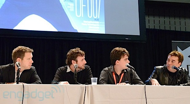 We're live at SXSW's Virtual Reality The Holy Grail of Gaming panel with Oculus and more