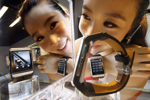 Samsung VP 'We've been preparing the watch product for so long'