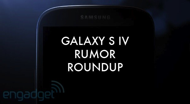 Samsung Galaxy S IV the rumor roundup