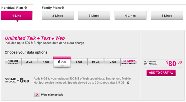 TMobile takes its UnCarrier plans live early