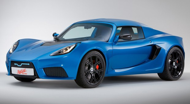 Detroit Electric reveals its SP01 sports EV, revives the dreams of Tesla Roadster fans