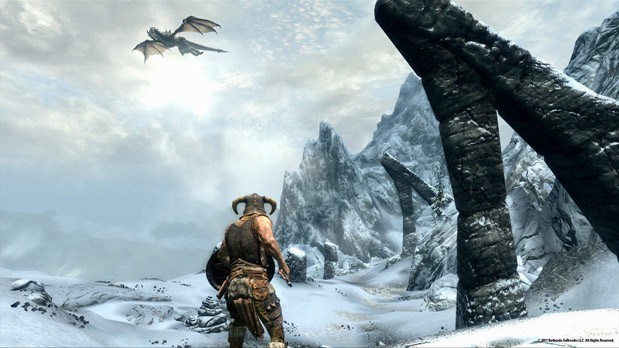 Be awed by Skyrim on the Oculus Rift, then let down by its limitations