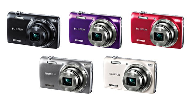 Fujifilm's JZ700 compact camera goes for performance with 8 fps shooting, 1080P video