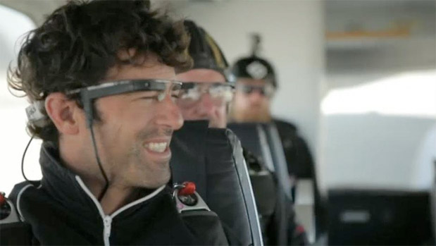 Google CEO Larry Page confirms yes, Google Glass runs on Android