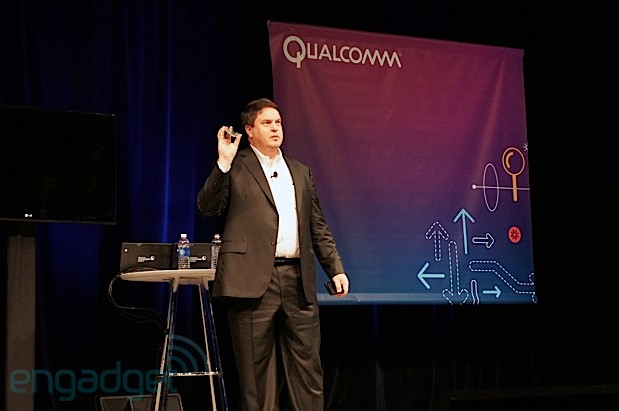 Qualcomm aims to solve the mobile data problem with small cell base stations