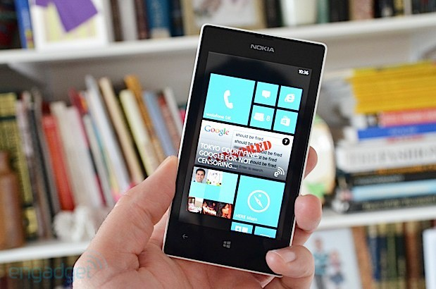 Nokia Lumia 520 review does Nokia need another budget Windows Phone