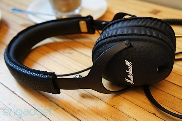 Marshall Monitor headphones available now for $200, we go earson