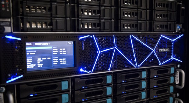 Nebula One turns servers into simplified, scalable cloud storage with OpenStack video