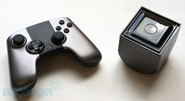 OUYA update lets gamers change their payment info