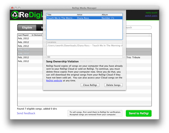 Appeals court denies ReDigi appeal, says downloaded music can't be resold online