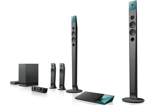 Sony prices and dates its 2013 home and shelf audio lineups