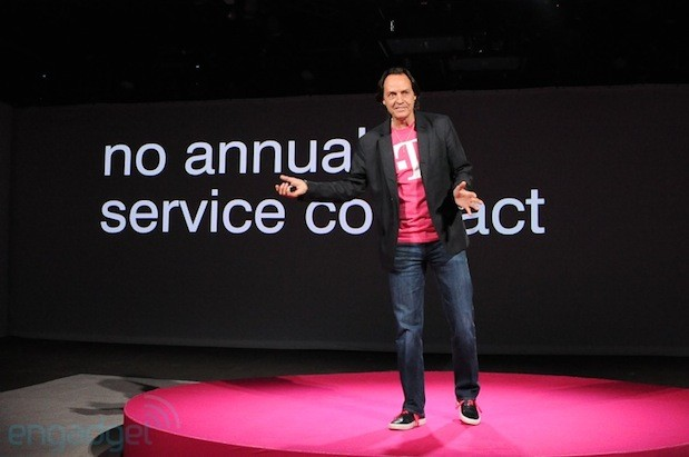 TMobile reports 'first positive branded customer growth in four years'