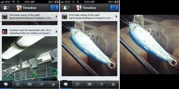 Tweetbot iOS app update brings new media timeline, redesigned image viewer