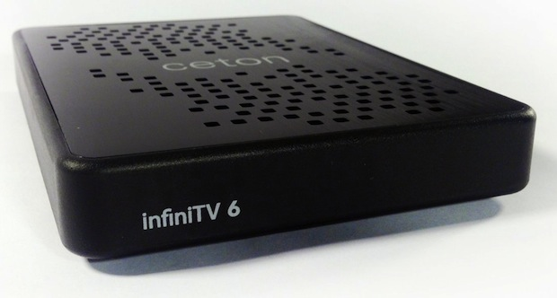 Ceton InfiniTV CableCARD tuners add six tuner, Ethernet options